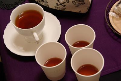 紅茶レッスン